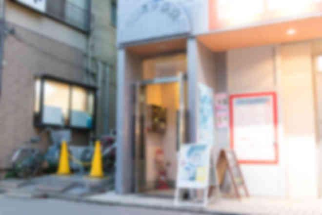 教室入り口(荻窪本校)