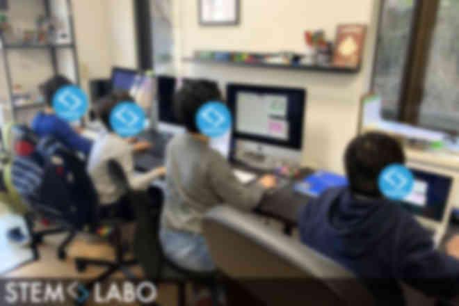 授業の様子(マイクラコース)