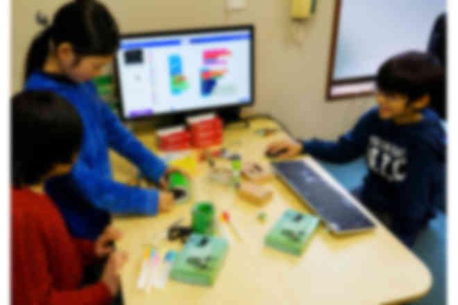 楽しくプログラミングを学べる環境を作ります