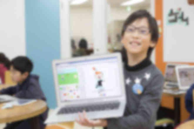 【ゲーム&アプリプログラミングコース】ゲームやアプリの制作を行う