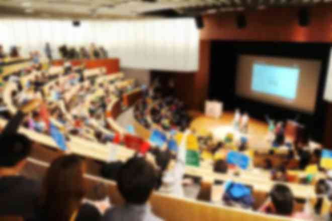 子どもたちによる制作発表会「ワンダーメイクフェス」