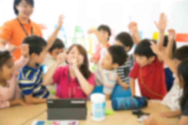 ゲーム作りを通してプログラミングを学べる教室です