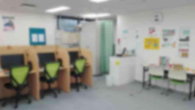 教室の様子①