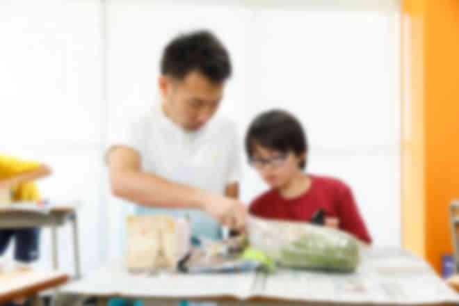 大人も子どもも一緒に学び探究します