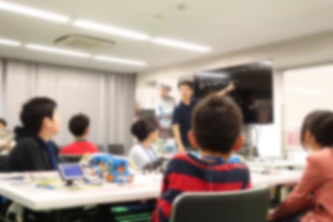 「IchigoJam」とタミヤ製ロボットでプログラミングを学びます。