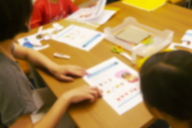 協調性、表現力が養えるグループレッスン