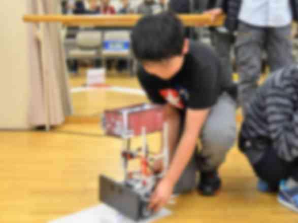 RoboRAVEラインフォロワー・チャレンジに挑戦