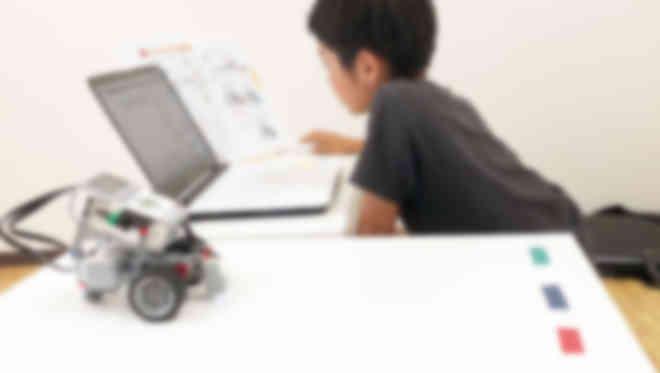 EV3を使った本格的なロボット授業コースも!