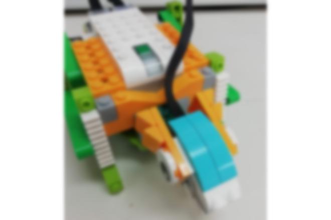 レゴWedoで作るロボット