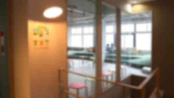 教室の外観