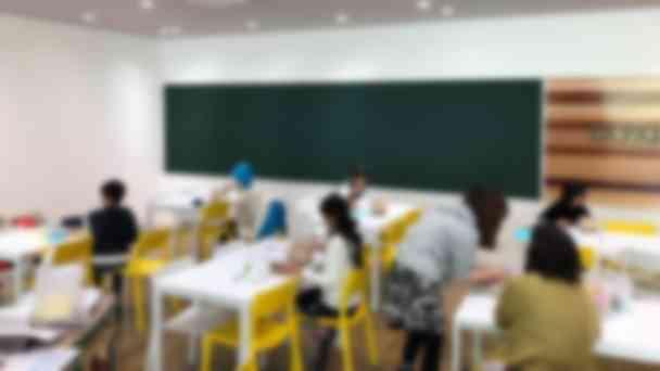 プログラミング教室会場の様子(門司教室)