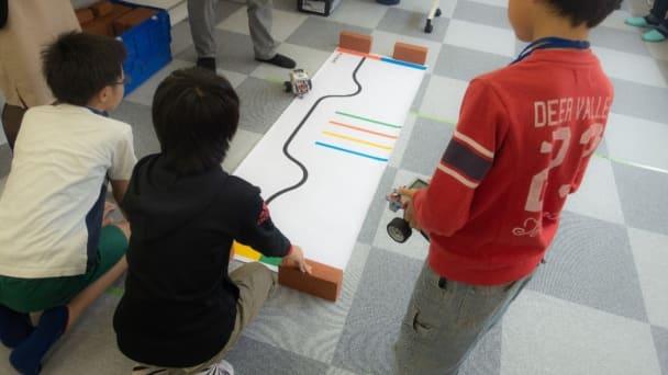 挑戦も失敗も、すべてが『ロボット制御』を体験する貴重な機会です