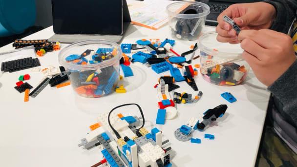 STEM教育!ロボットを作って工学、機械学を学ぼう!