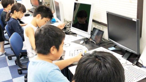 Ozobotを使ったプログラミング学習