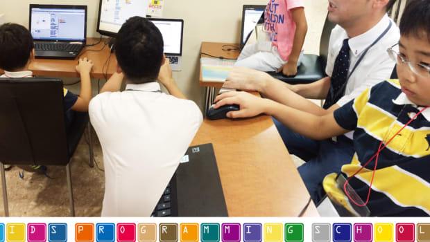 「映像用」と「実施用」のモニターを使った学習方式
