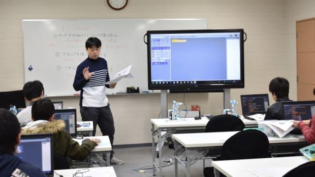 基礎と応用、ソフトとハードの両方を学べる授業