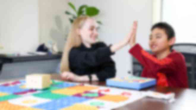 子ども達一人ひとりとの関わりを大切にする授業