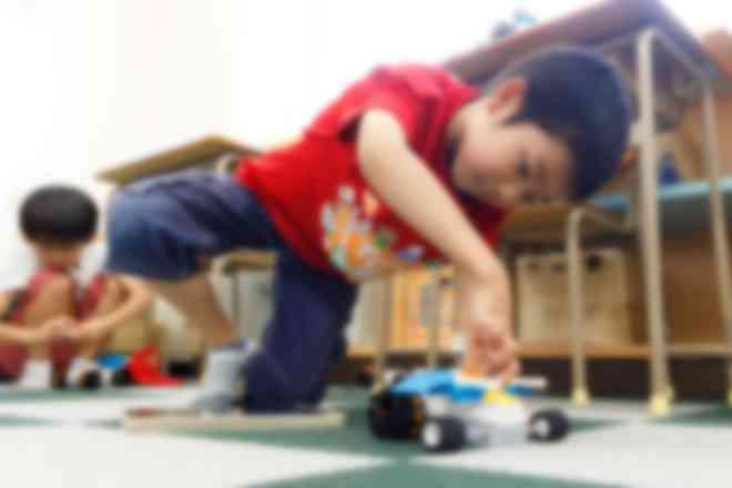 子どもと信頼関係を築き安心できる場だから創造性を発揮します
