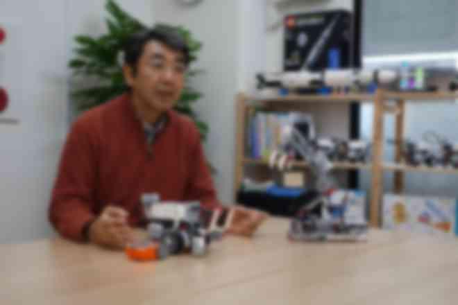 ロボット・プログラミング教室 BRIDGEの代表