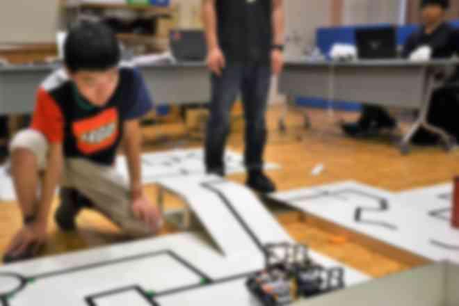 RoboCupJunior国際レスキューシステム賞受賞
