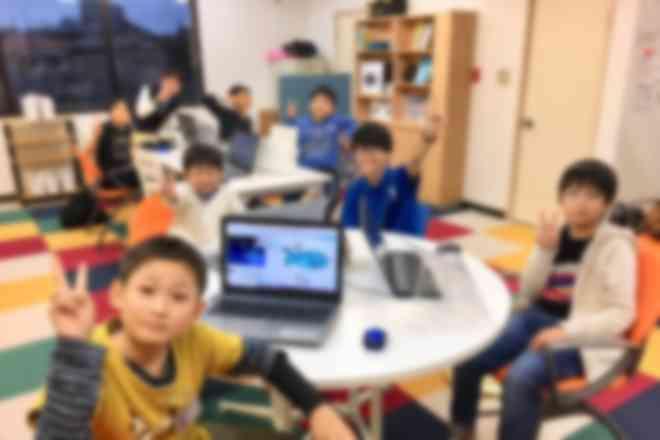 ハイテック新潟の教室の雰囲気