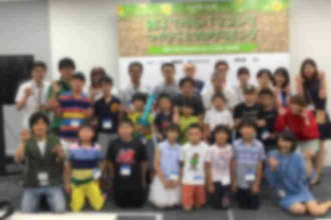 約3000名の子供へイベントや展示会でプログラミングを実施