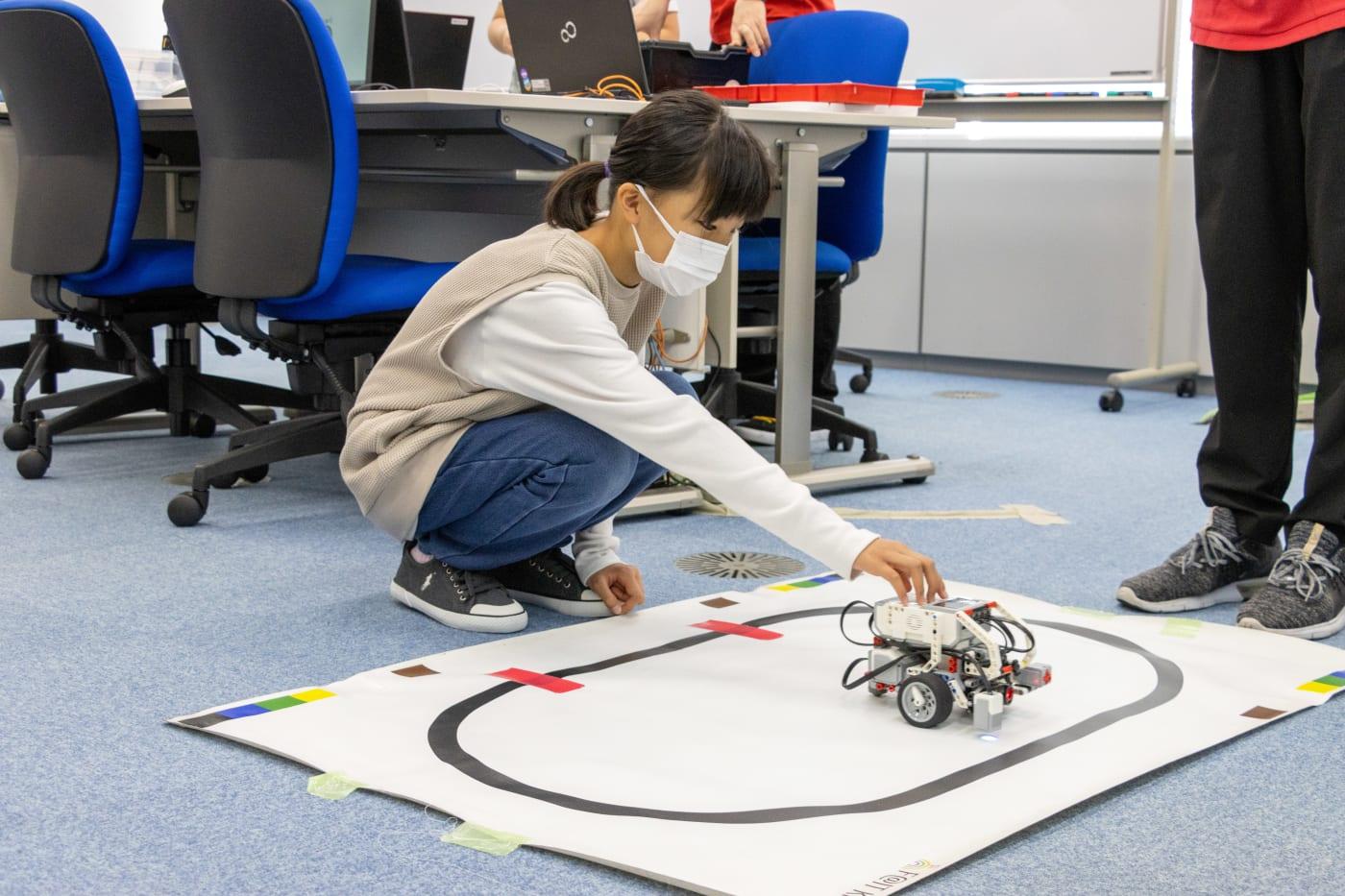レゴ プログラミング 子ども