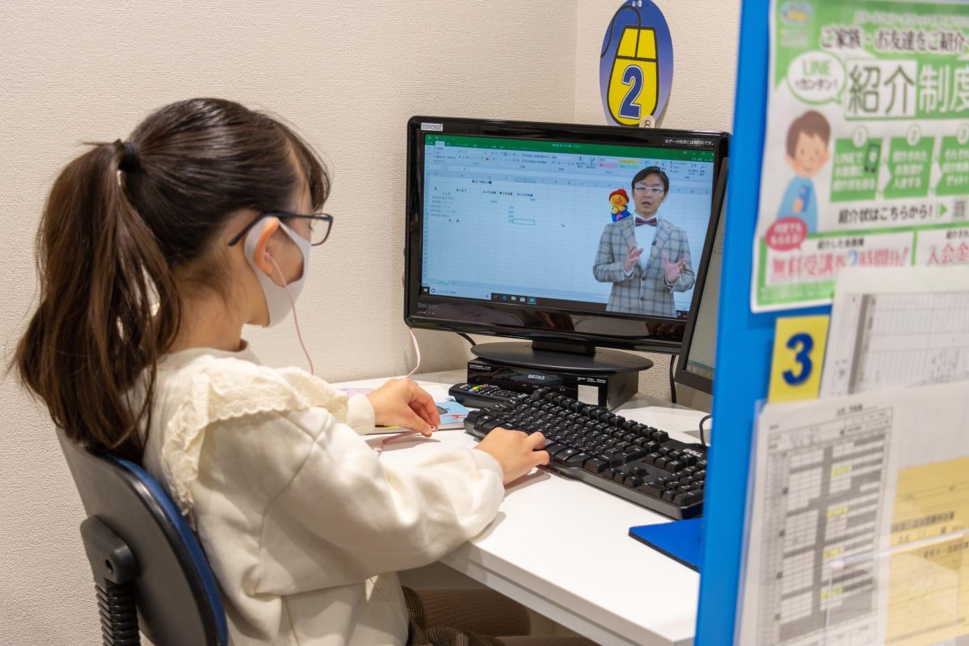 女の子 プログラミングスクール