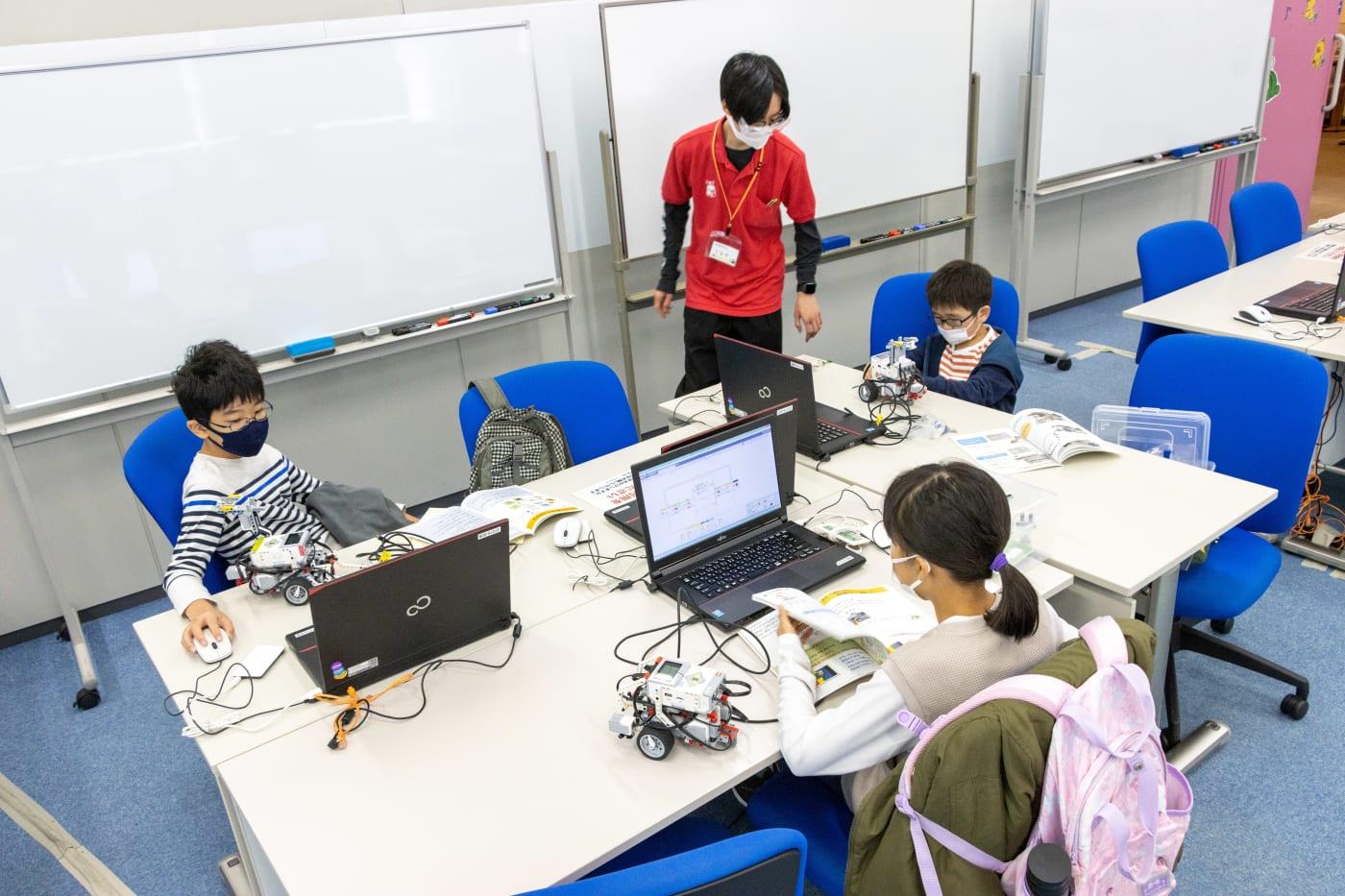 EV3 プログラミング
