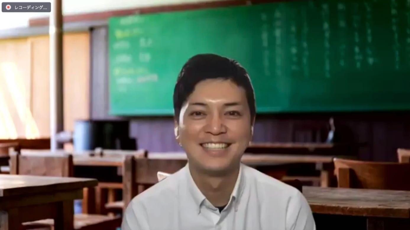 公立小学校 プレゼンテーション授業 薄井先生