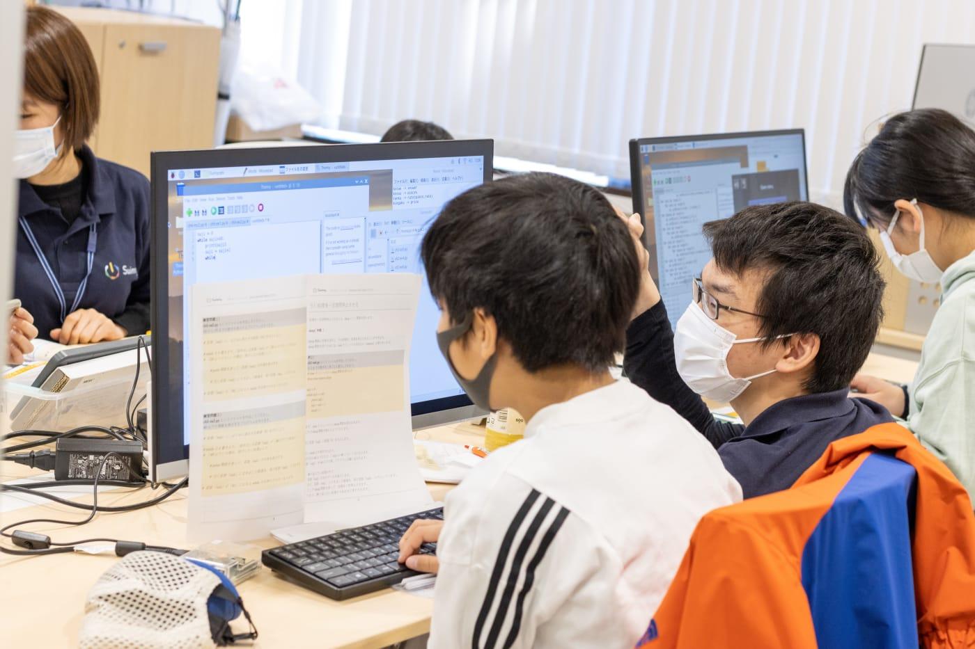 プログラミングスクール 中学生 東京