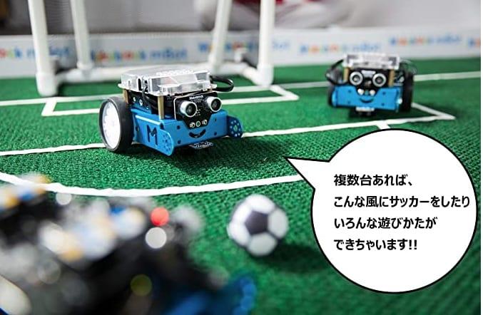 Makebloclロボット