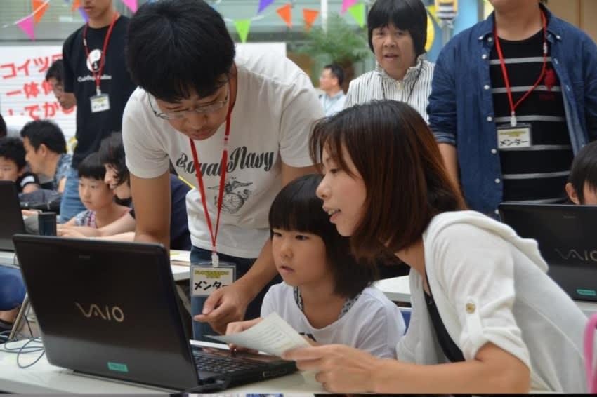 平成29年8月22日に、ららぽーと柏の葉で「かしわプログラミングフェスタ」を開催