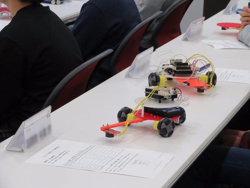 ヒューマンアカデミー ロボット教室 第1回ロボプロ全国大会に参加する作品
